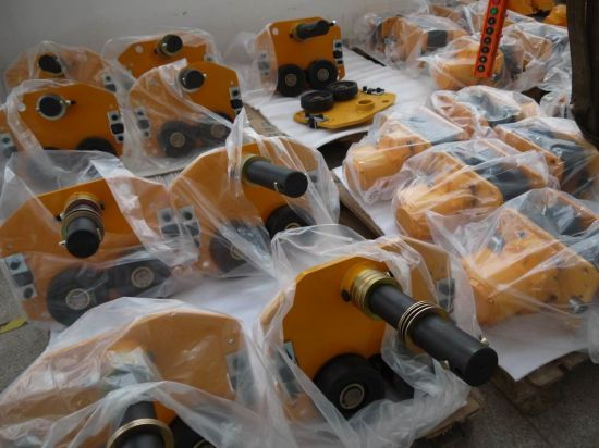 2t with Manual Trolley Electric Chain Hoist pictures & photos