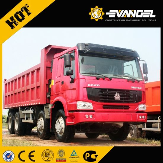 Heavy Duty Sinotruk HOWO 8X4 Dump Truck pictures & photos