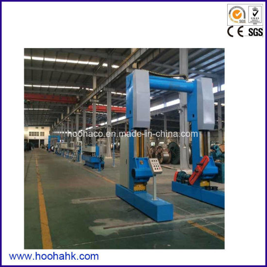 Dongguan High Quality and Speed Cable Coating Machine pictures & photos
