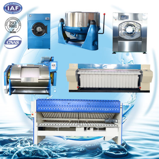 China Industrial Commercial Textile Wool Washing Machine Hotel Used