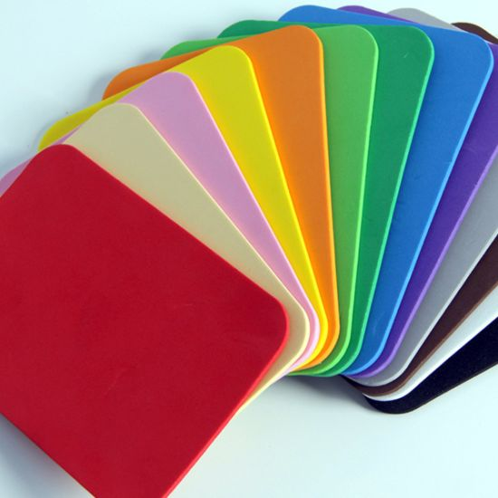 China Ethylene Vinyl Acetate Eva Foam Sheet Goma Eva