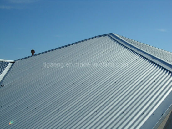 Galvanized Roofing Sheet Cladding : China high quality zinc coated metal roofing corrugated