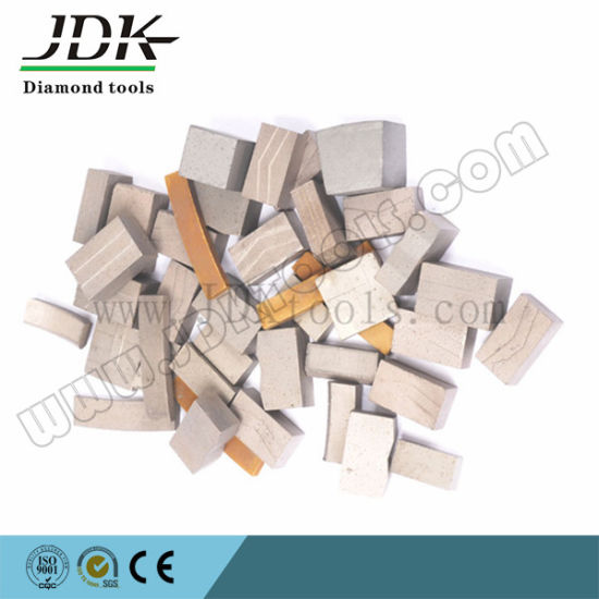 Ds-16 Diamond Segment for Cutting India Granite pictures & photos