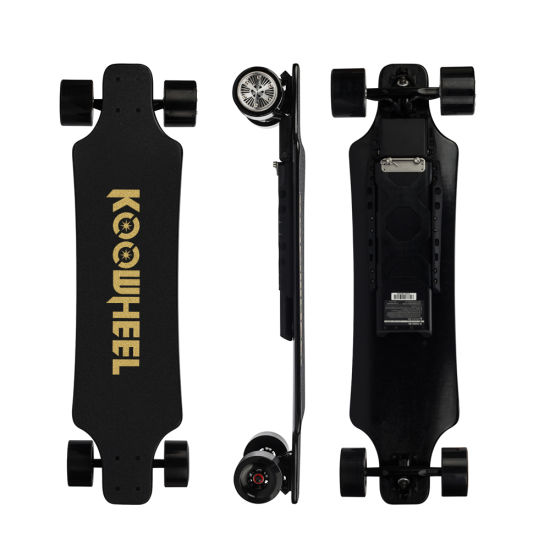 Koowheel Electric Stakeboard 2 Generation of Kooboard Longboard