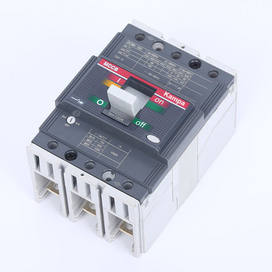 T1-100 Industrial Use Tmax MCCB 3p 100A Moulded Case Circuit Breaker