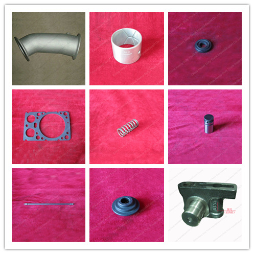 Sinotruk Truck Parts HOWO Engine Parts Rubber Hose Connector (Wg9719530107) pictures & photos
