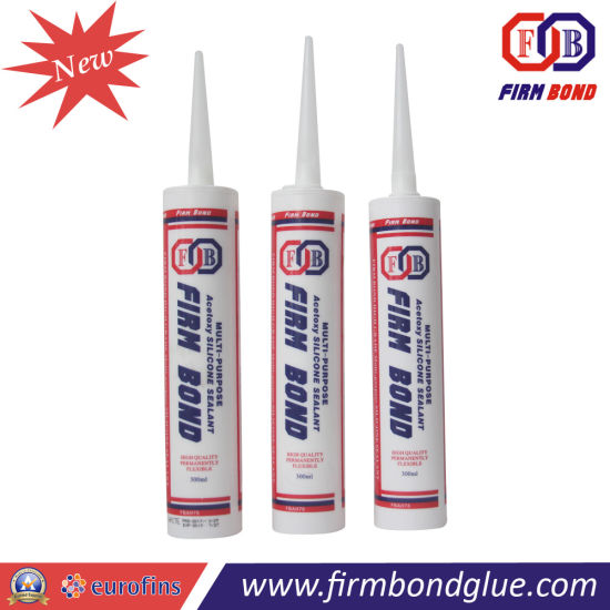 Middle Modulus Door and Window Assembling Silicone Sealant Tube