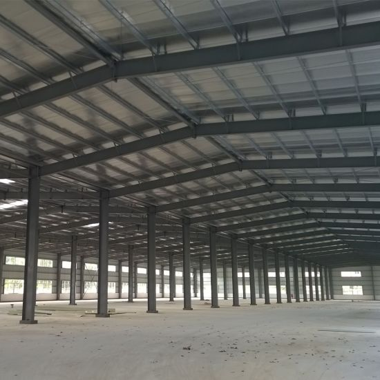 Prefabricated Removal Steel Structure Workshop pictures & photos