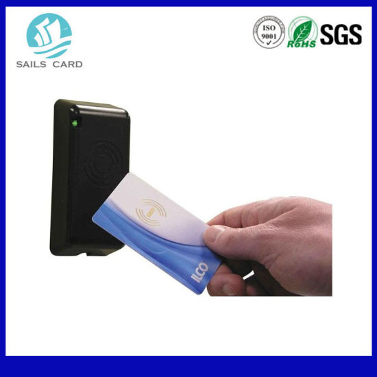 Combined Parking E-Payment Dual RFID Card pictures & photos