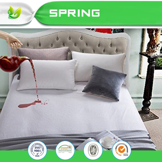 New Design Baby Hypoallergenic Waterproof Ed Fireproof Bed Bug Mattress Cover