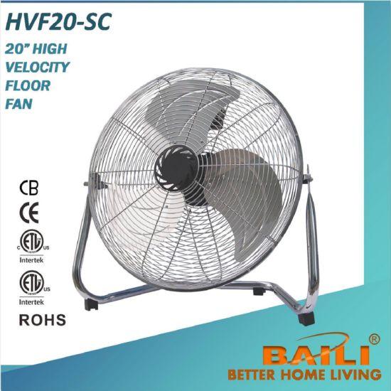 Ful High Velocity Floor Fan