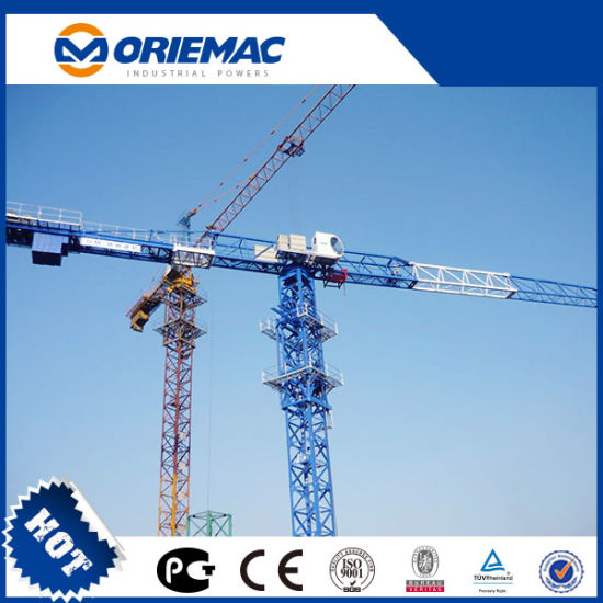 Hongji Brand Qtz80 Tower Crane pictures & photos