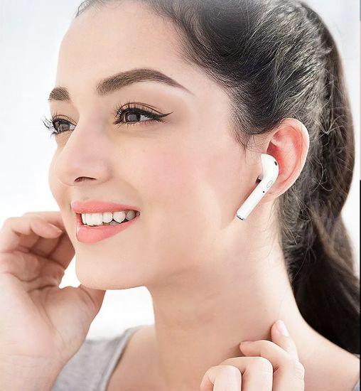I12 Tws Bluetooth Headset Earbuds Mini Wireless Headphone Stereo Sport Headphones with Earphones for Smart Phones