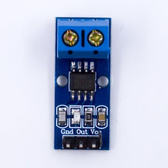 Acs712 5A Straight Pin Current Sensor Module for Uno R3/Raspberry Pi