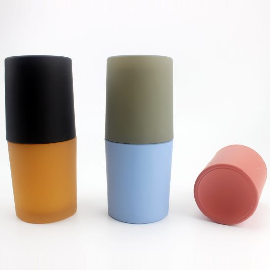 China Wholesale Custom Home Decoration Matte Candle Jar