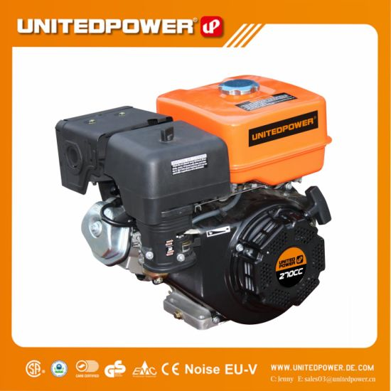 9HP 270cc Auto Electric Power Gasoline Petrol Engine Assembly