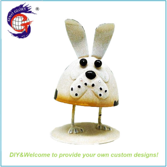 Hot Selling Decorative Unique Moving Dog Home Ornaments Gifts Statues