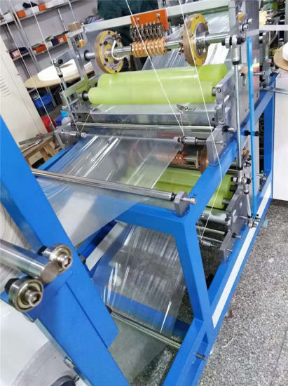 2019 Hot Sell High Speed Plastic Arm Sleeve Making Machine