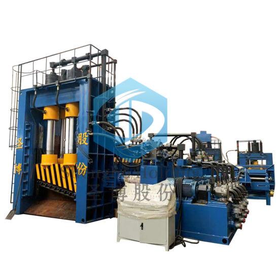 Automatic Feeding Bale Shear Machine for Scrap Metal