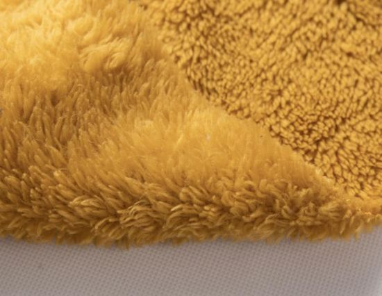 High Quality Soft Sherpa Fleece Dyed Textile