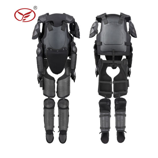2019 High Impact Resistant Military Body Protective Anti Riot Gear