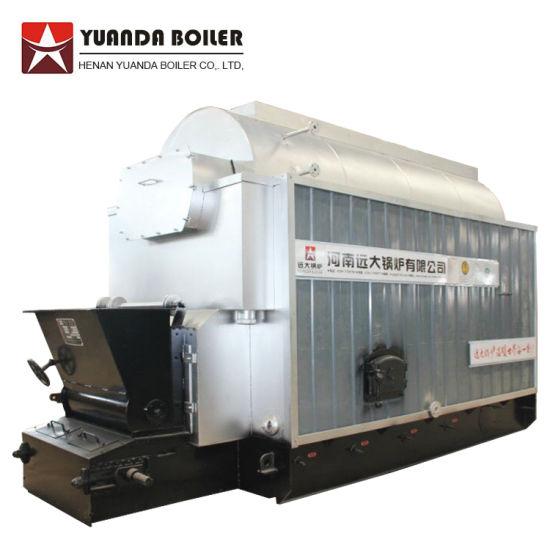 China Capacity 5 MW Heat Wheat Straw-Fed Boiler for Heating