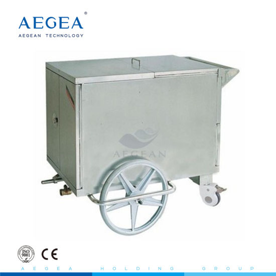 AG-Ss035A Heat Preservation Under Steam Delivering Meals Cart