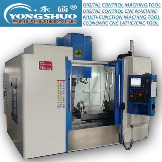 800*500*500mm Vertical CNC Machine Center CNC Lathe CNC Milling Machine