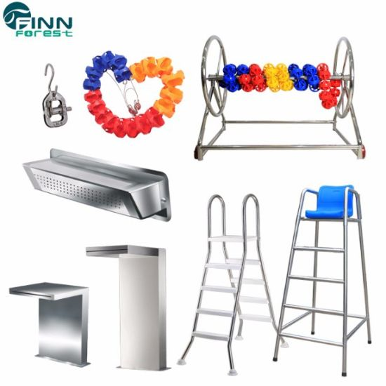 Factory Hot Sale Swimming Pool Whole Set Equipment Accessories