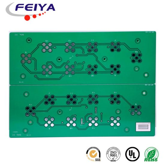 1 Layer Fr-4 Circuit Board PCB OSP Process PCB From Shenzhen PCB Factory