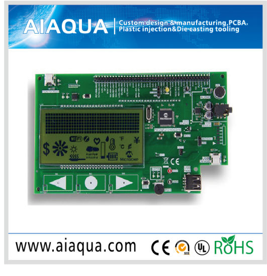 Competitive Electronic PCB Assembly Manufacturer in China