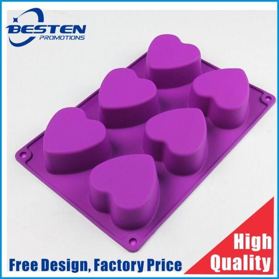 Custom Shape Heart Shaped Ice Cube Tray/Ice Mould
