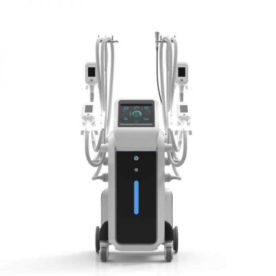 4 Cryo Handles Coolplas Fat Freezing Weight Loss Cryotherapy Cryolipolysis Cooltech Fat Freezing Body Slimming Machine