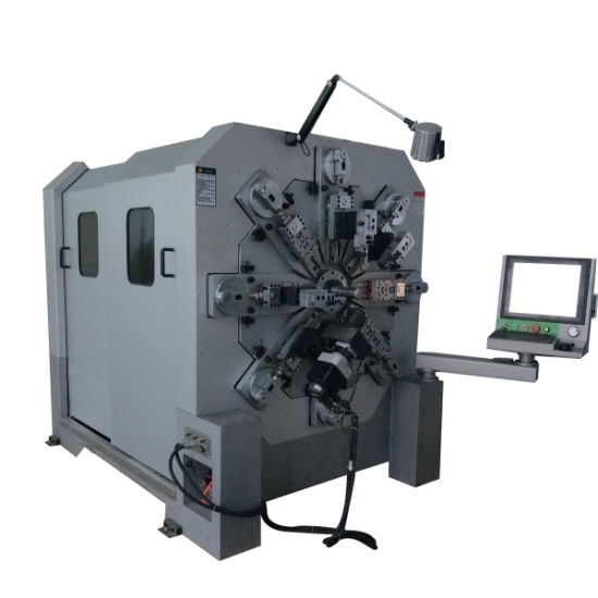 New Developed High Quality CNC Spring Forming Machine Manufacturer Made in Dongguan China