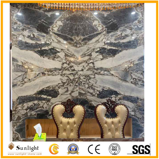 Chinese Galaxy Blue Exotic Marble for Slab Tiles and Countertops with Good Price