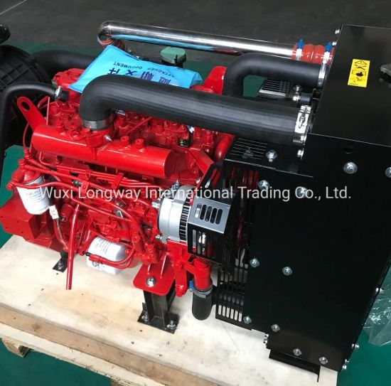 FAW 125kw 6 Cylinder Water Cooled Fire Fighting Diesel Engine (CA6110/125-17) pictures & photos