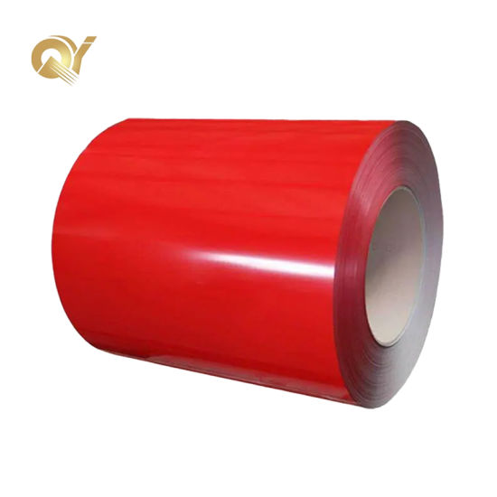 Galvanized Colorbond Color Coat Steel G300 Zinc Coated Steel Gi Galvanized PPGI Coil