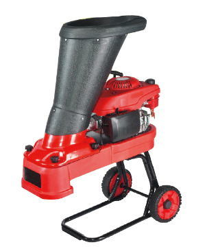 5HP Gasoline Small Wood Chipper