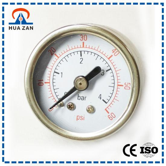 China Custom Standard Shake Resistant Steam Boiler Pressure Gauge ...