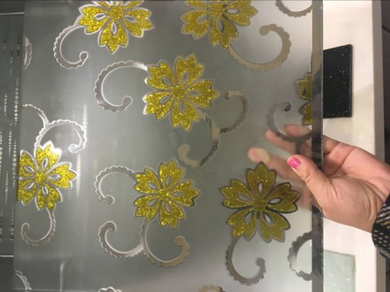 3mm, 4mm, 5mm, 6mm, 8mm, 10mm, 12mm Ice Acid Decorative Clear Float Glass