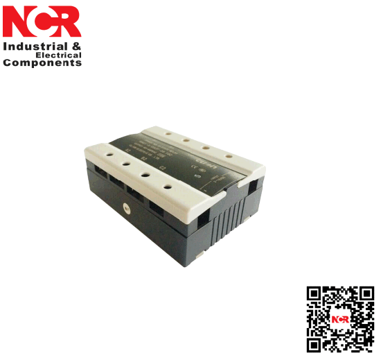80A SSR-Finger Protected Terminal (HHC1-3)