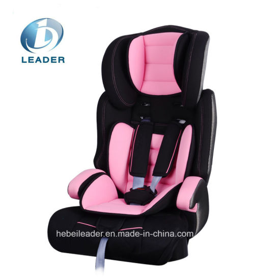 Detachable Baby Racing Safety Car Seat Child Booster With ECE Certificate For Group 1 2 3 9 36kgs