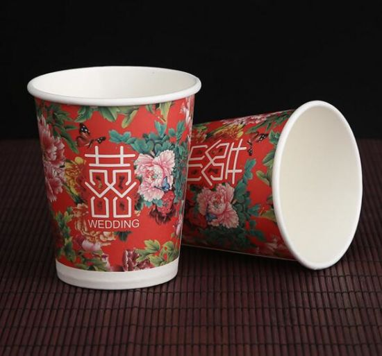 Hot Sales Disposable Paper Mug pictures & photos