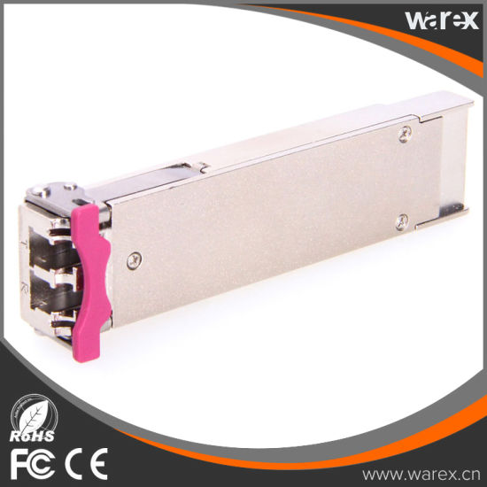 Brocade 10G-XFP-ER Compatible Fiber Optic Transceiver 10GBASE-ER XFP 1550nm 40km Module pictures & photos
