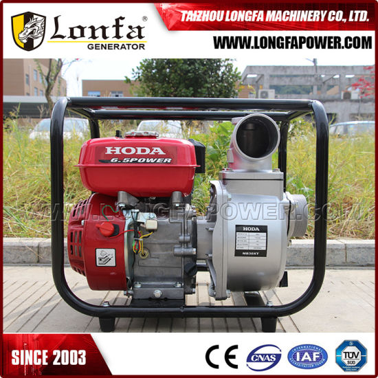 MB30xt Gx200 6 5HP Power Honda Engine Gasoline Water Pump for Thailand