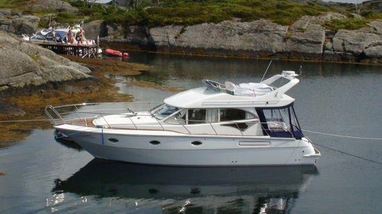 FRP Fiberglass Hull Luxury Yacht 42FT