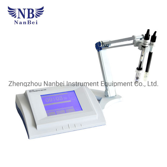 Laboratory Research Analysis Multiparameter Water Quality Meter