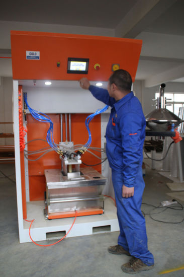 Powder Feed Center for Powder Recovery and Powder Supply in Powder Coating Line pictures & photos