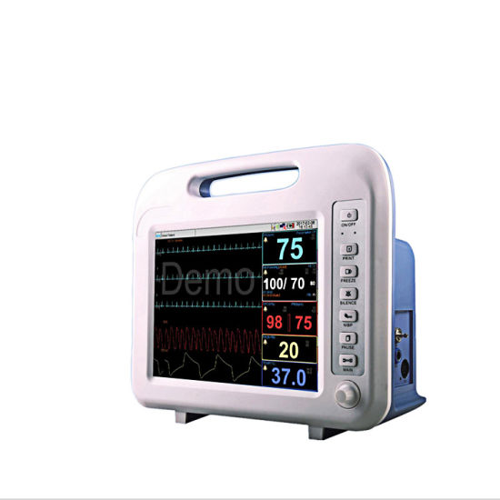 12.1-Inch Multi-Parameter Patient Monitor Hospital ICU