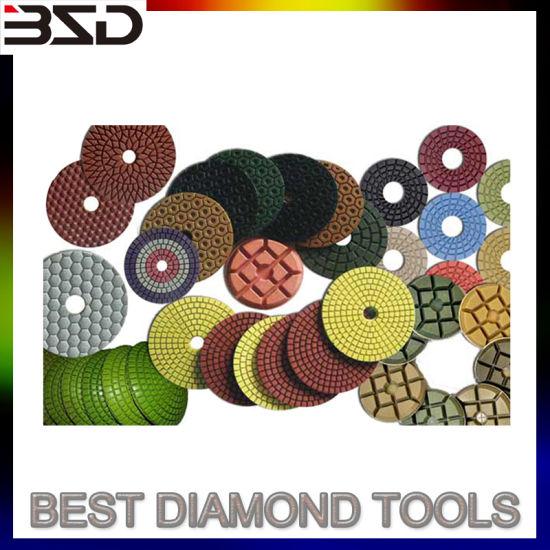 China Diamond Wet Polishing Pads Lowes